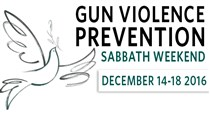 Gun Violence Prevention Sabbath Weekend