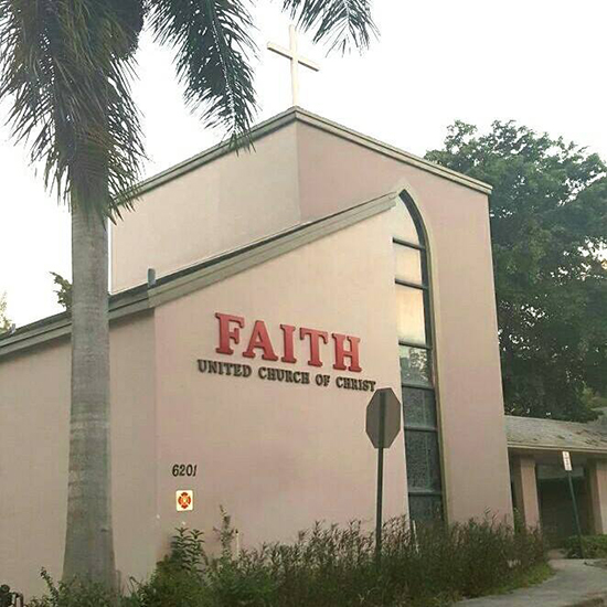 Faith United Church Tamarac
